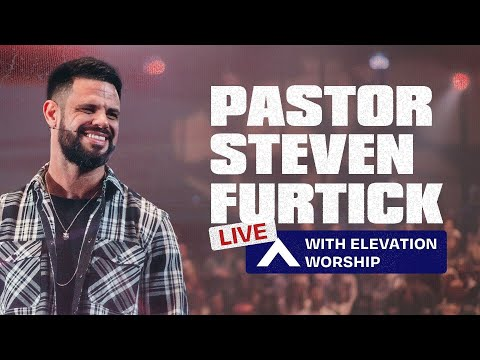 Join us now for a new message from Pastor Steven Furtick! [10:00PM ET Service]