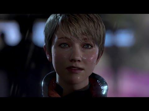 Detroit: Become Human - Official Announcement Trailer - UCKy1dAqELo0zrOtPkf0eTMw
