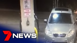 Number plate-scanning cameras deployed to catch petrol thieves | 7NEWS