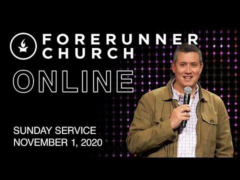 Sunday Service  IHOPKC + Forerunner Church  November 1
