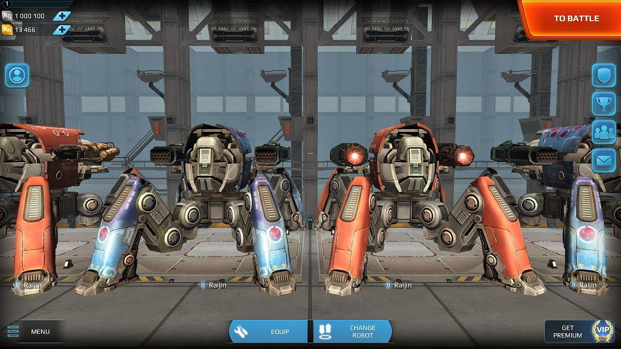 War Robots mod apk download for pc, ios and android