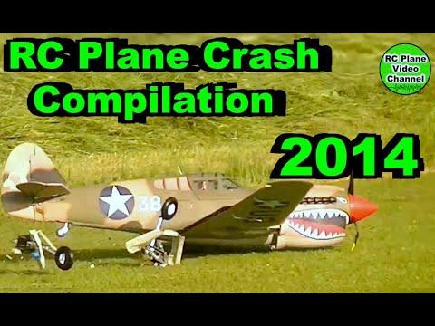 RC PLANE FAIL CRASH & Mishaps Video Compilation 2014 - RC Plane Video Channel - UCH1M8C1BKN63TH8V_ResEqw
