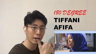 ORANG KOREA REAKSI 180도 (180 DEGREE) - TIFFANI AFIFA