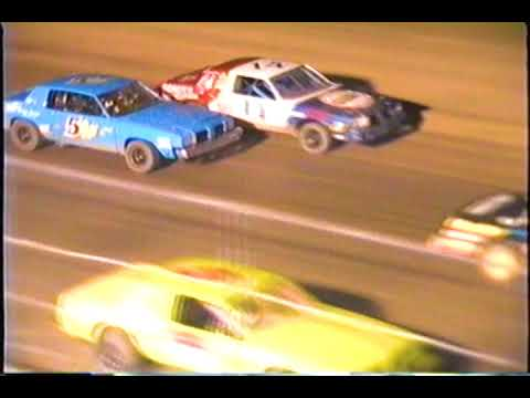 6-26-99  IMCA Hobby Stock Feature - dirt track racing video image