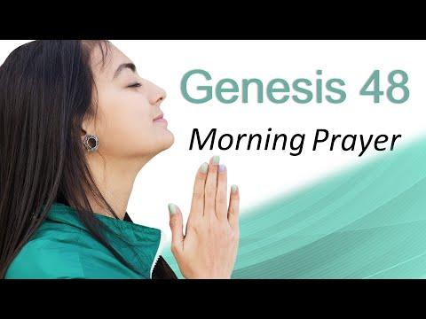 GOD'S PLAN FOR YOU WILL BE REVEALED - MORNING PRAYER