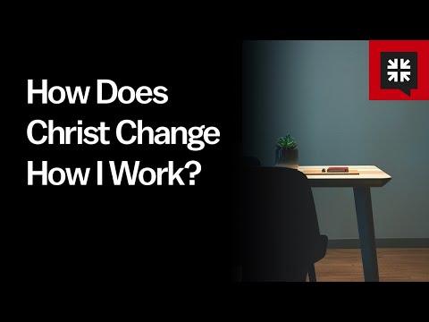 How Does Christ Change How I Work? // Ask Pastor John