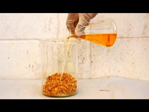 Aqua Regia Process gold extraction. Recovery Refining gold percent lower scrap jewelry ore Recycle. - UCTuqbIOgNF8ELJoKCINKjaw