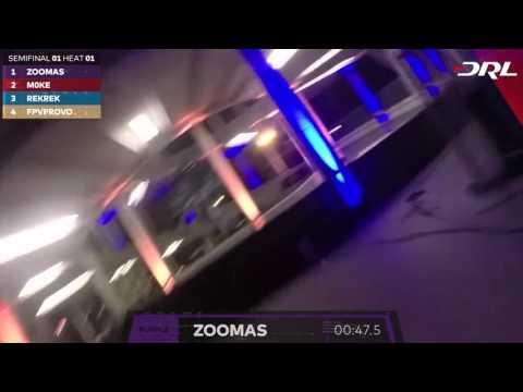 DRONE RACING LEAGUE   Stadium Semi-Finals   High-speed flying! - UC9iHcD8v9l3yCId0aHsWvYA