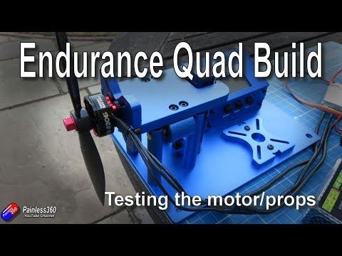 Endurance Quad Build (S9): Motor and Propeller Testing - UCp1vASX-fg959vRc1xowqpw