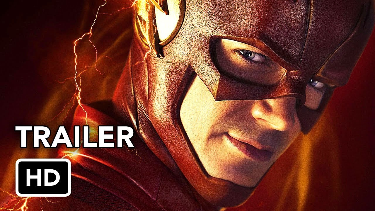THE FLASH Season 5 Comic-Con Trailer (HD) Thumbnail