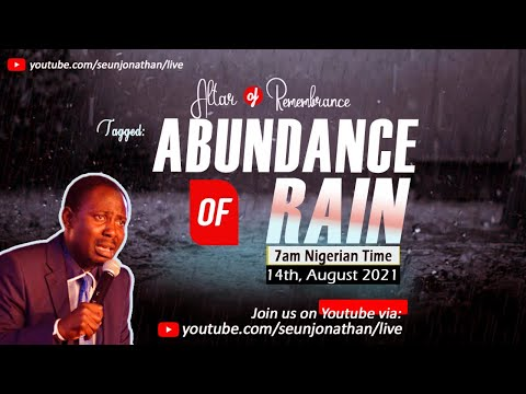 Altar of Remembrance - RAIN OF BLESSINGS -- Episode 37