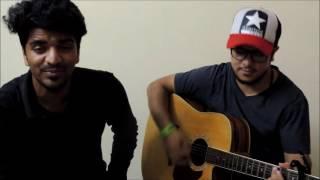 Tere sang Yaara || Cover || Accoustic || - mahfouzband4 , Acoustic
