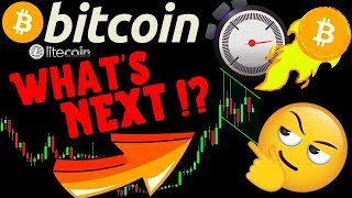 🔥What's Next For BITCOIN and LITECOIN ?🔥btc ltc price prediction, analysis, news, trading