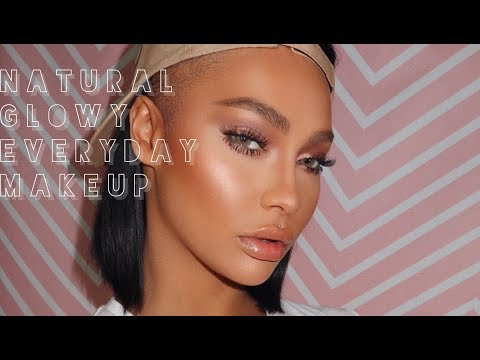 Video NATURAL GLOWY EVERYDAY MAKEUP | SONJDRADELUXE - UCsGaCNos3uvLNY-Jyx2uTsQ
