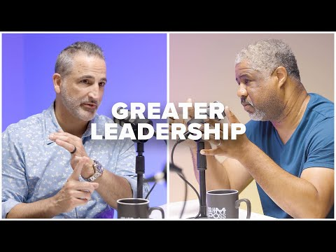 Thursday Talks  How to Become a Great Leader