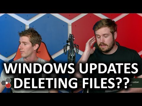 Windows Update DELETING Files!? - The WAN Show Oct 5, 2018 - UCXuqSBlHAE6Xw-yeJA0Tunw