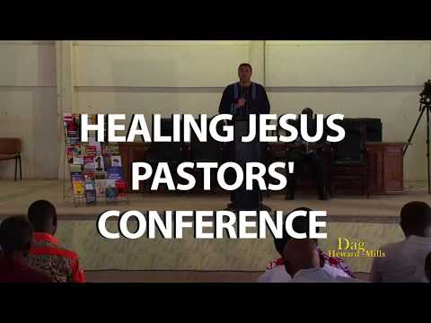 HEALING JESUS CAMPAIGN PASTOR'S CONFERENCE INTRODUCTION OF BOOKS