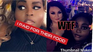 Paying for the person behind me food and more Vlog