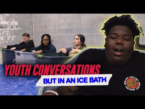 ICE BATH CONVERSATIONS  Elevation YTH