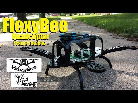 FlexyBee Quadcopter Frame Review - UC92HE5A7DJtnjUe_JYoRypQ