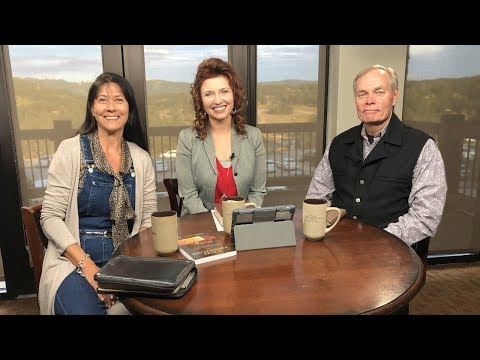Andrew's Live Bible Study - Hearing God - Audrey Mack & Andrew Wommack - October 1, 2019