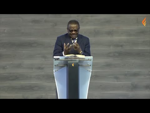 To Get Victory You Must Learn Alignment B  Pastor Poju Oyemade