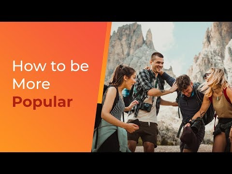 5 Tips to Be Popular in Any Group  Brian Tracy
