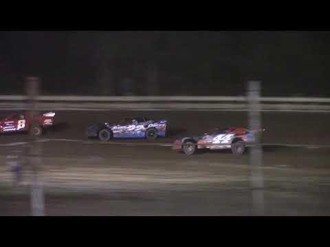 Hummingbird Speedway (7-10-21): Cypress Clock & Gift Shop Pro Stock Feature - dirt track racing video image