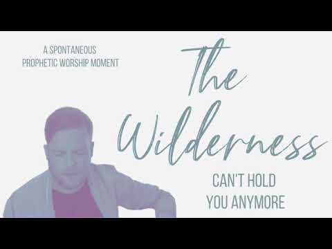 SPONTANEOUS PROPHETIC WORSHIP MOMENT // The wilderness can't hold you anymore