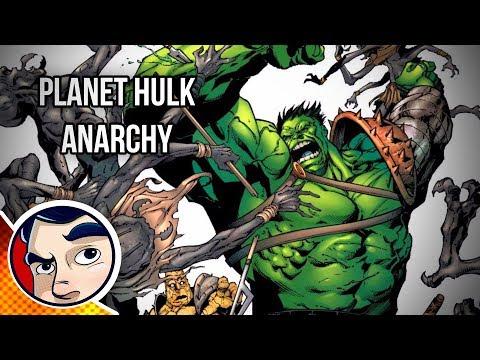"Planet Hulk ""Hulk Gains An Army"" - Complete Story | Comicstorian - UCmA-0j6DRVQWo4skl8Otkiw"