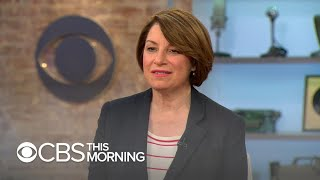Amy Klobuchar unveils plan to address medical needs of aging Americans