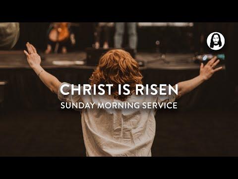 Christ Is Risen  Michael Koulianos  Sunday Morning Service