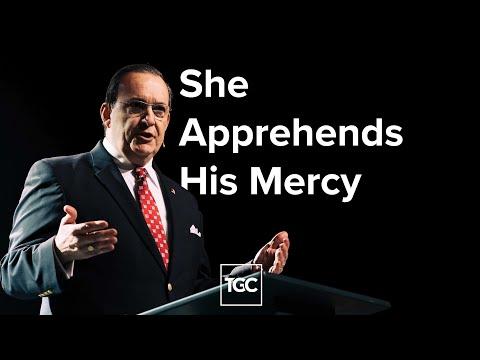 She Apprehends His Mercy