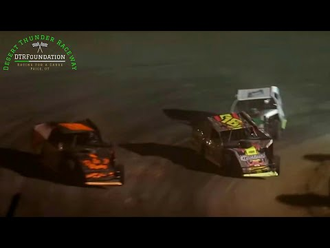 Desert Thunder Raceway IMCA Modified Main Event 9/25/20 - dirt track racing video image