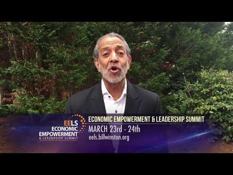 Economic Empowerment & Leadership Summit - Dr. Sam Chand