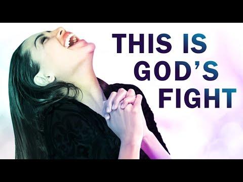 THIS IS GOD'S FIGHT - JOSHUA 5 - MORNING PRAYER