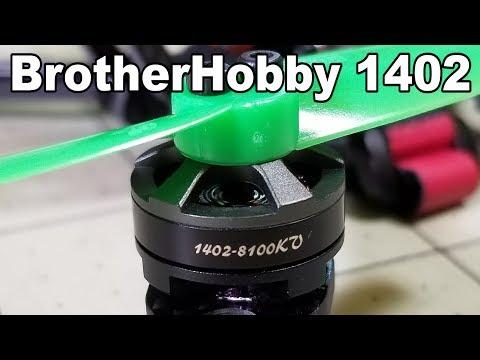 BrotherHobby 1402 8100kv Motor Review 😍 - UCnJyFn_66GMfAbz1AW9MqbQ