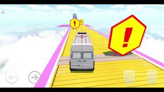 Mega Ramp Car Impossible Stunts(By Redcorner Games) Android Gameplay[HD]