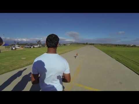 [Video]:   Tareq'den Asfalt Kazıma Operasyonu