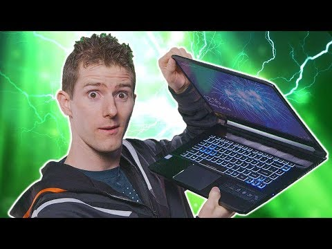 Acer's CRAZY Thin RTX Gaming Machine - Predator Triton 500 Live Showcase - UCXuqSBlHAE6Xw-yeJA0Tunw