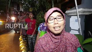 Indonesia: Jakarta plunged into darkness after major power outage hits