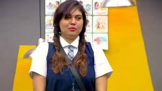BIGG BOSS 3 : Sherin reflects Oviya's Action