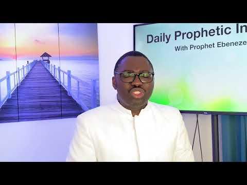 Prophetic Insight Jul 12th, 2021