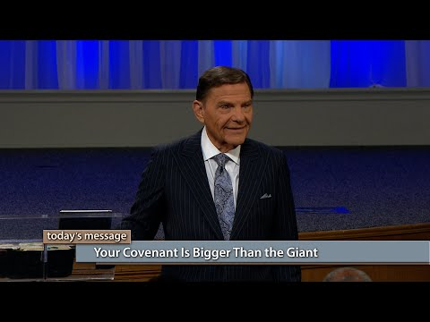 Your Covenant Is Bigger Than the Giant