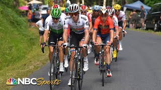 Tour de France 2019: Stage 9 | EXTENDED HIGHLIGHTS | NBC Sports