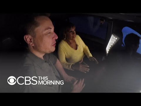 Elon Musk and Gayle King test drive his new Boring Company tunnel - UC-SJ6nODDmufqBzPBwCvYvQ