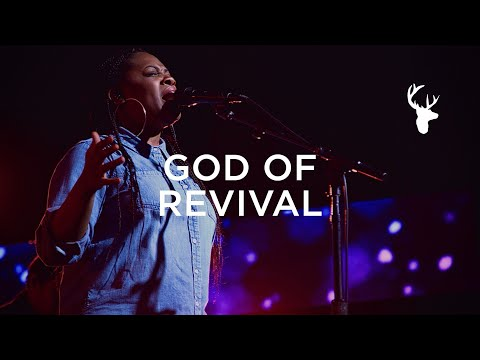 God of Revival - Rheva Henry  Moment