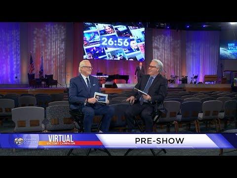 2020 Virtual Victory Campaign (April 23-25): Saturday Evening Backstage (7:30 p.m. ET)