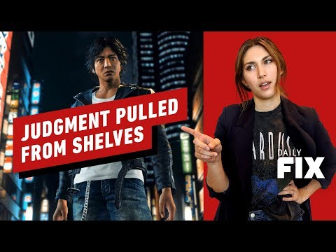 Judgment Pulled Because DRUGS - IGN Daily Fix - UCKy1dAqELo0zrOtPkf0eTMw