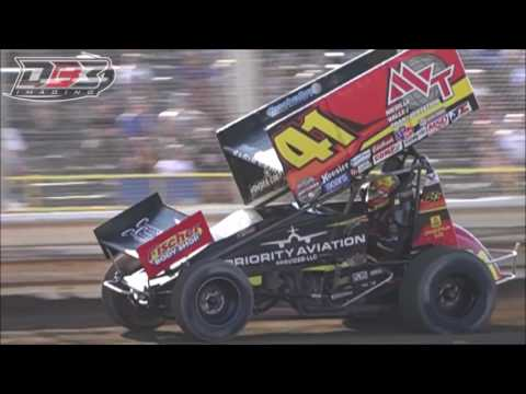 Video of the Day - dirt track racing video image